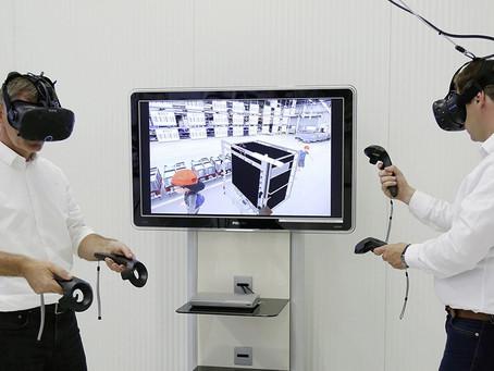 VR for training
