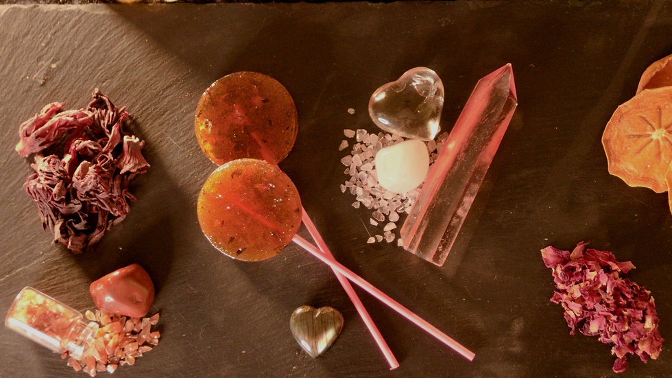 Love Spell Lollipop