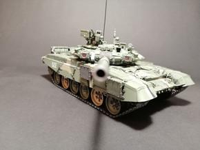 Zvezda T-90 1/35 - Kercsó Dávid munkája