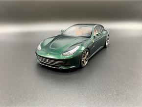 1:24 Ferrari GTC4 Lusso full resin model kit (AM02-0007) - Alpha Model