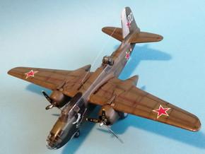 Special Hobby A-20B Boston 1/72 UTK-1 toronnyal.  Blazsek Attila
