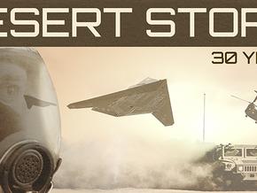 Operation Desert Storm. Egy 30 éves évforduló 1-rész.