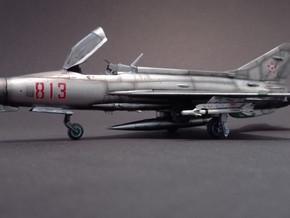 A MIG-21 gyűjtemény három darabja - Blazsek Attila