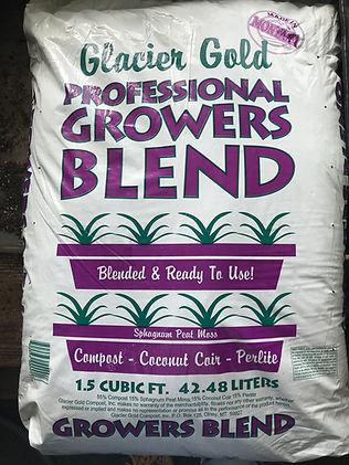 Soil, Glaicer Gold, Greenhouse Soil, Garden Soil