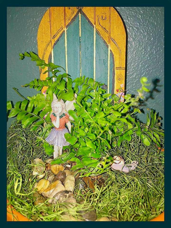 Saturday June 10 -Fairy Garden Class