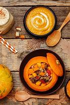 """""""pumpkin soup"""""""