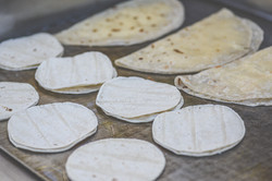 tortillas quesadillas