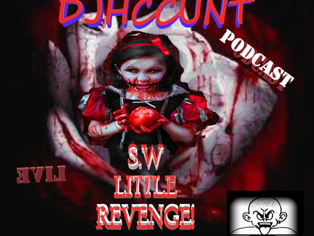 #DJHCCUNT @ D.G.Radio - S.W LITTLE REVENGE! LIVE PODCAST OF VARIOUS GABBER ARTIST