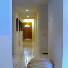 Front entrance-Dog boarding home Granada Hills