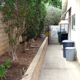 Side entrance/exit-Dog daycare in Granada Hills