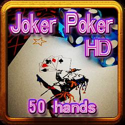 2628-Joker Poker HD 50 hands-小丑扑克(50手牌)
