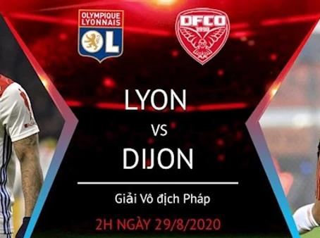 [FB88] LYON VS DIJON, 02H00 NGÀY 29/08: CHUYẾN ĐI CHÔNG GAI by『K8VN』