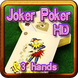 2626-Joker Poker HD 3 hands-小丑扑克(3手牌)