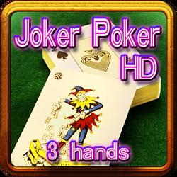 2626-Joker Poker HD 3 hands-小丑扑克(3手牌)
