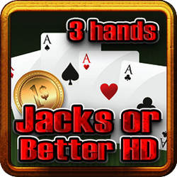 2622-Jacks or Better HD 3 hands-杰克高手(3手牌)