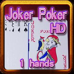 2625-Joker Poker HD 1 hands-小丑扑克(1手牌)