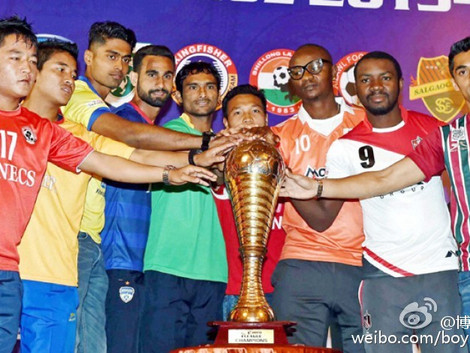 印度I联赛希望和印超合并组成新联赛