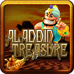 418-ALADDIN TREASURE-阿拉丁宝藏