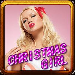 607-christmas girl-圣诞女孩