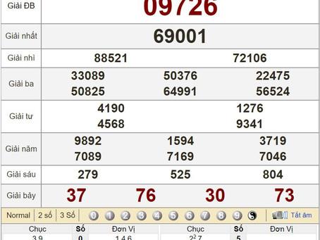 【XSMB】Soi cầu lô đề và dự đoán XSMB 09-10-2020