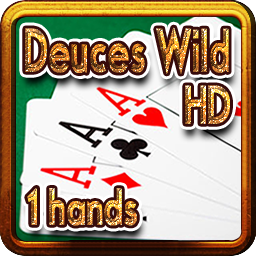 2617-Deuces Wild HD 1 hands-百搭二王(1手牌)