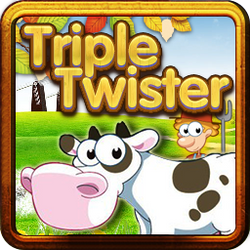 218-triple twister-农场龙卷风