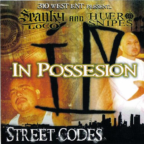 Spanky Loco & Huero Snipes – In Possesion - Stree