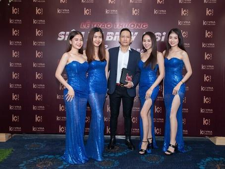 K8 tổ chức lễ trao giải siêu xe BMW cực hoành tráng với sự góp mặt của nam ca sĩ Duy Mạnh
