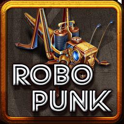 423-ROBO PUNK-朋克机器人