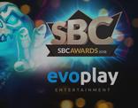 贺!Evoplay老虎机入围SBC Awards 2018最佳创新游戏奖项