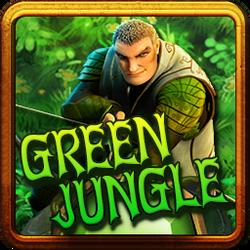 42-GREEN JUNGLE-绿色丛林