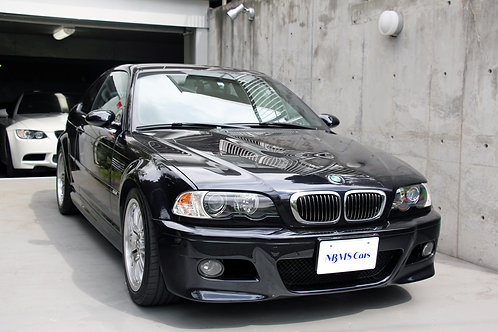 [Preparing] BMW E46 M3 change from SMGⅡ to manual 36,000 km