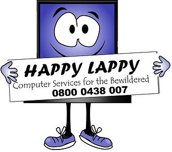 Happy Lappy Logo