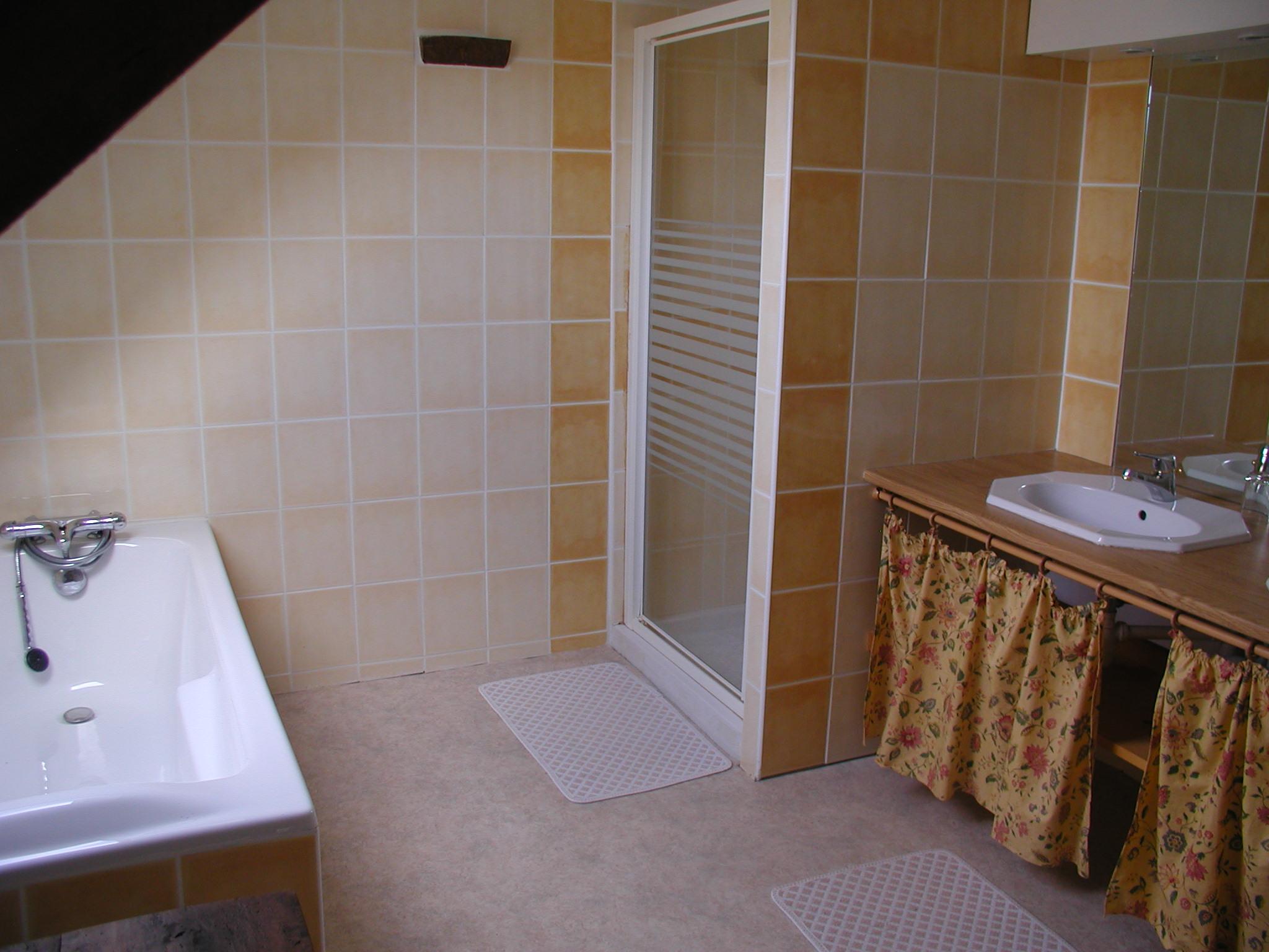 Gîte Salle de bains