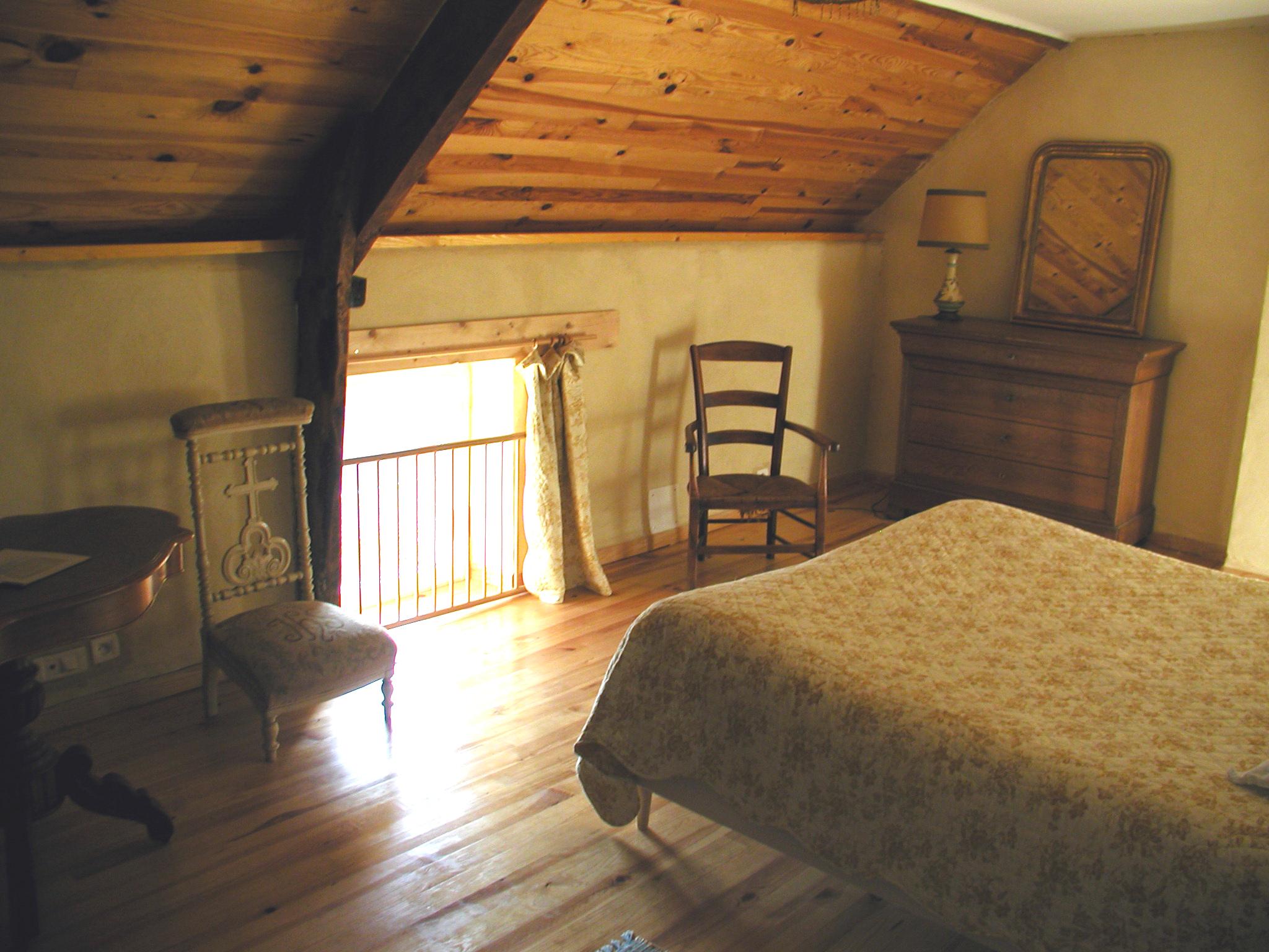 Gîte - chambre n°1