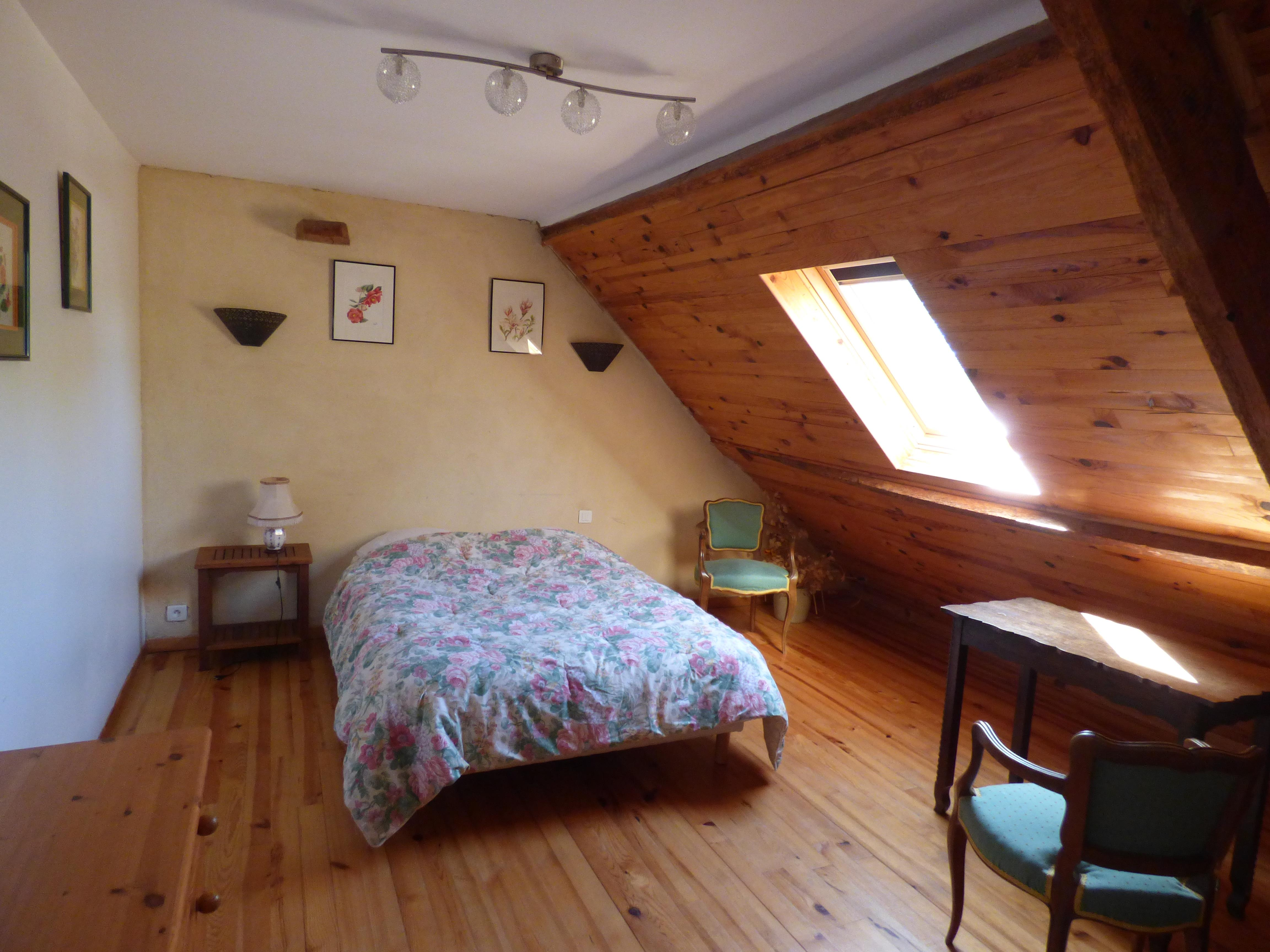 Gîte - chambre n° 2