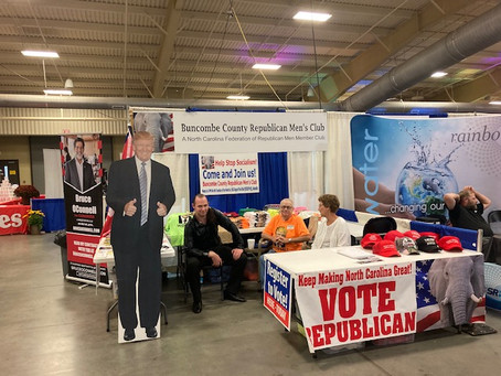 Mountain State Fair tells a tale of woe for the District 11 Democratic Party. Click to see.