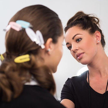 Logan Greenwood, Makeup Artist