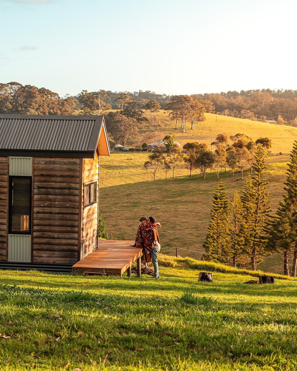 Tilba Lake House, experience tiny home in Sapphire Coast NSW