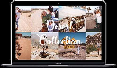 DESERT COLLECTION - DESKTOP PRESETS
