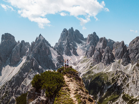 Everything you need to know about hiking the Cadini Di Misurina in the Dolomites, Italy