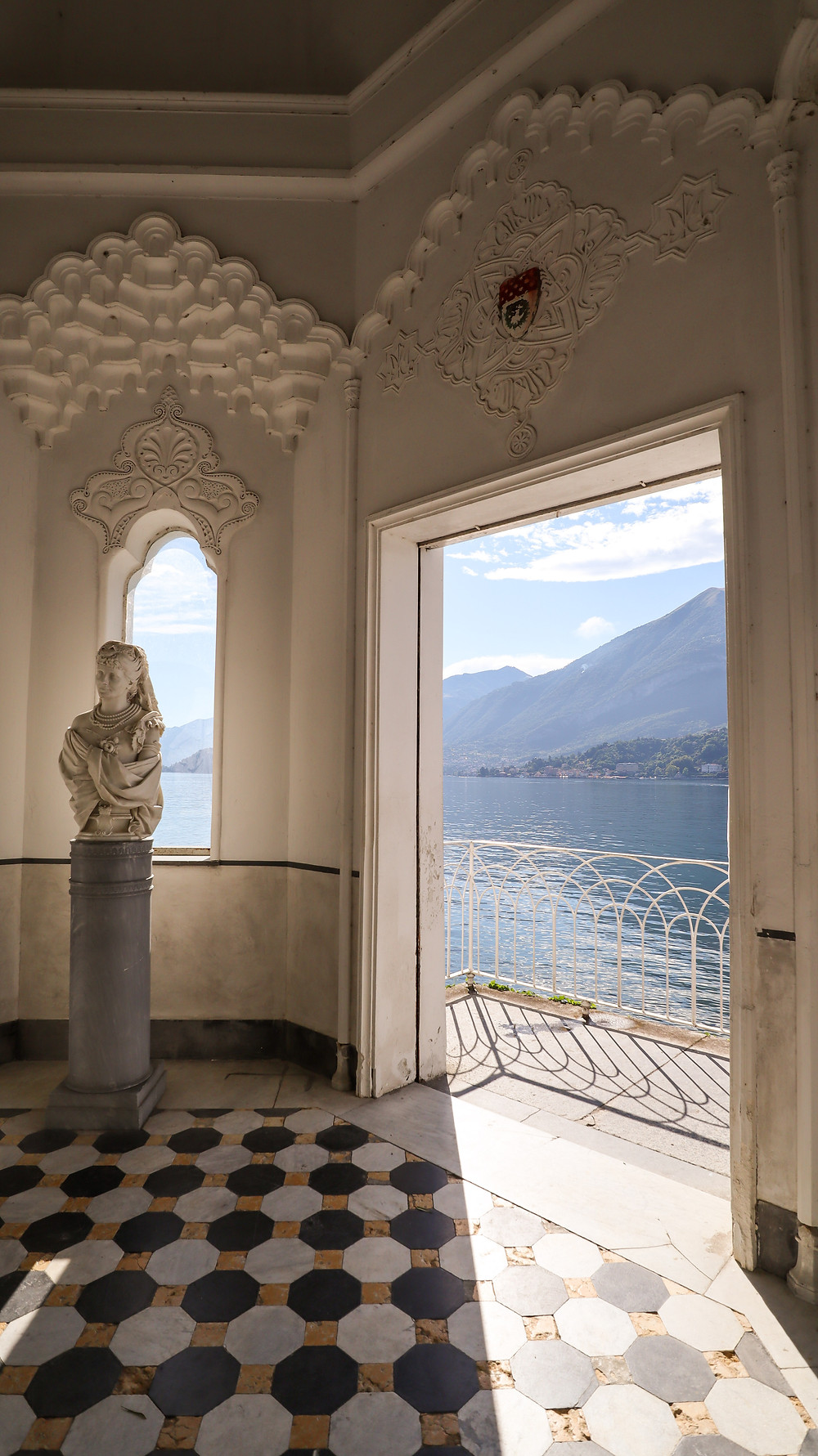 Bellagio in Lake Como itinerary