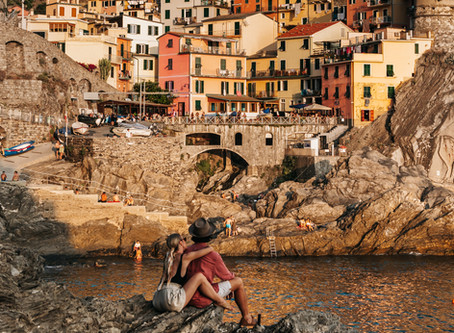 The Ultimate Italian Road Trip - Dolomites, Tuscany & Cinque Terre