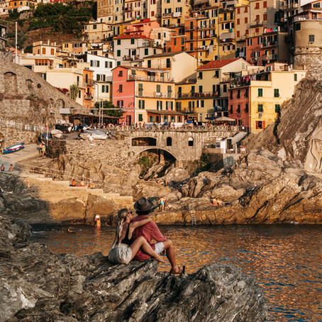 The Ultimate Italian Road Trip - Dolomites, Tuscany & Cinque Terre