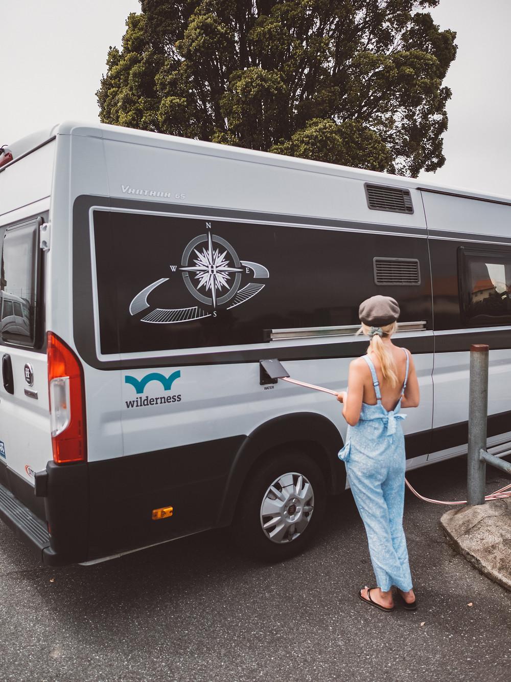 Wilderness NZ van