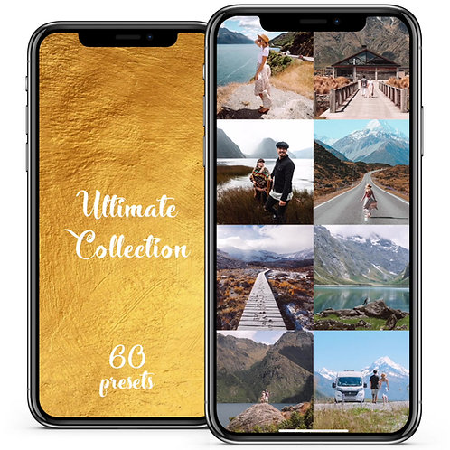 ULTIMATE MOBILE COLLECTION - ALL 60 MOBILE PRESET PACK
