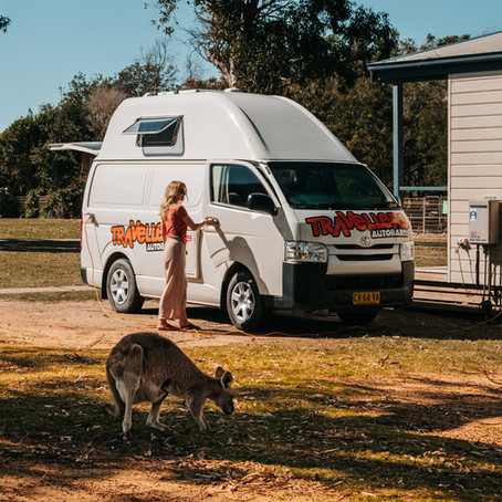 Road tripping in Sapphire Coast NSW – Top places to stop and visit