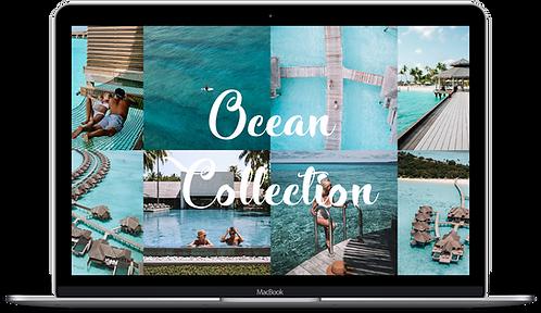 OCEAN COLLECTION - DESKTOP PRESETS