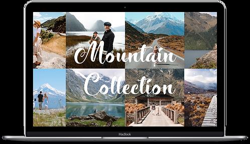 MOUNTAIN COLLECTION - DESKTOP PRESETS