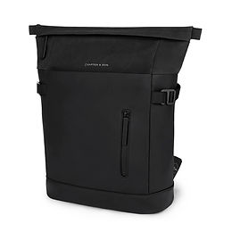 "Kapten and Son - Helsinki ""all black"" backpack"